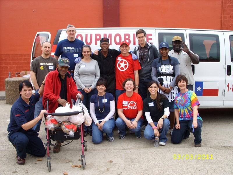 Volunteer Group.